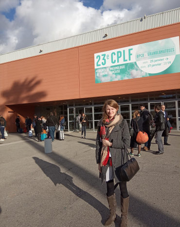 Relacja z konferencji w Marsylii: 23e édition du Congrès de Pneumologie de Langue Française (CPLF)